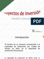 PPT Tamaño y Localizacion