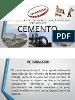Grupo 01 Cemento Tdc 1
