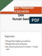 Indikator Pelayanan KESEHATAN.pptx