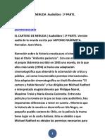 EL CARTERO DE NERUDA  Audiolibro  1ª PARTE.docx