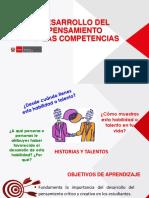 DIA 2 DESARROLLO DEL PENSAMIENTO Y COMPETENCIAS.pptx