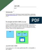 El Concepto de EJB