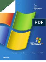 Windows XP Guide