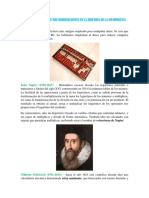 Personajes Más Sobresalientes en La Historia de La Informática