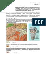 Informe Geología de Cuenca