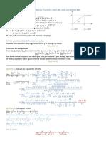 Tema 1 – Números complejos y función real de una variable real