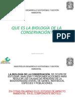 Seminario Biología de La Conservación