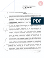 Peculado Lp r n 1675 2012 PDF