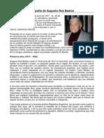Biografía de Augusto Roa Bastos