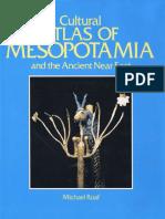ROAF, Michael. Cultural Atlas of Mesopotam