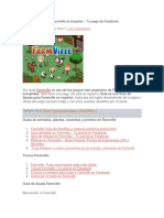 Guía de Ayuda Para Farmville en Español
