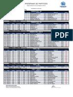 Fixture Sudamericana 2018