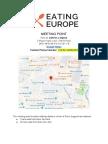 Paris - Meeting Point Instructions