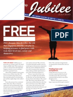 PFS Newsletter July 2010 (Alt Layout 1)