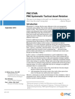PNC Systematic Tactical Asset Rotation - September 2013