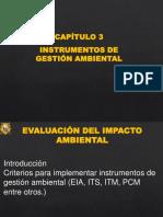 3 Cap. 03- Instrumentos de Gestion Ambiental