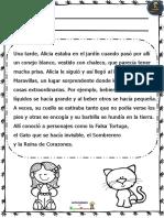 Colección de Fichas Comprensión Lectora 2º de Primaria