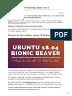 Itsfoss.com-Things to Do After Installing Ubuntu 1804