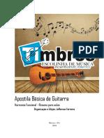 Apostila Básica de Guitarra - Escola Timbres