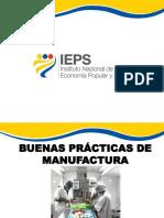 Presentacion Buenas Practicas de Manufactura