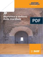 Quaderno Tecnico RipristinoRinforzo Murature 2017