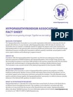 Hypoparathyroidism Association Fact Sheet_Oct 16.pdf