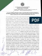 Após luta de Hermínio Coelho, Daniel Pereira garante a convocação de todos os remanescentes da Polícia Militar e dos Bombeiros de Rondônia