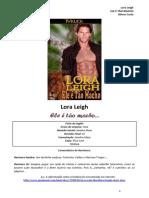 Lora Leigh Ele É Tão Macho (Castas Bônus)