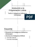 Tema8.InteligenciaArtificialEnVideojuegos