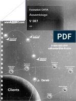 FR Dassault Systems Formation Assemblage