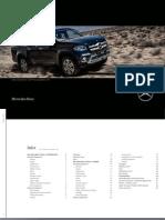 X-Class Price Spec List 2018 EPDF