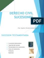 SUCESION INTESTADA RECTIFICACIÓN