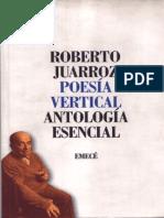 Poesia Vertical - Antologia Esencial - Roberto Juarroz