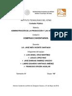 Unidad 4 Compras e Inventarios. Jose Ines.