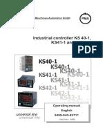 manual controlador temperatura