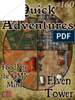 160 Farennia - Elven Tower
