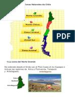 Apunte Zonas Naturales de Chile