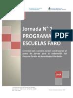 ESCUELA  FARO   Nivel-Secundario-Jornada-Institucional-N°-1-Escuelas-FARO