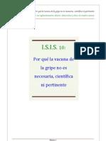 13.6 ANEXO-POR QU+ë NO ES NECESARIA, PERTINENTE NI CIENT+ìFICA LA VACUNA DE LA GRIPE (6-¬ PARTE)