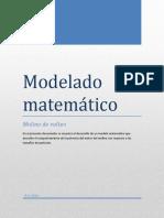 Modelado Matematico de Molino de Bolas