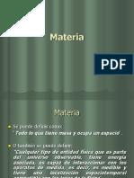 (3) Conceptos Generales de Materia