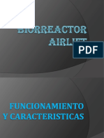 Bioreactor Airlift Completo