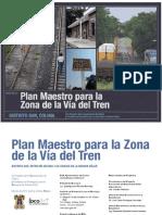 Plan Maestro Zona via Tren