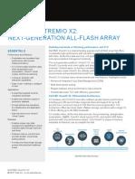 h16095 Xtremio x2 Next Generation All Flash Array Ds