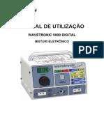 Bisturi Loktal Wavetronic 5000 Digital - Mu