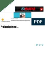 Proteccionismo..