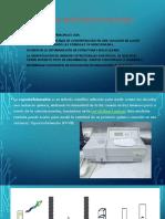 Metodo de Espectrofotometría
