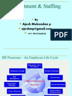 05 Staffing Manpower Planning Recruitment