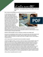 Entrevista a Silvia Duschatzky- Escuela Hervidero de Cosas
