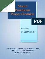 Modul Praktikum Proses Produksi FIX